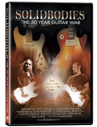 Solidbodies DVD