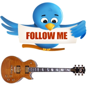 Twitter Guitar