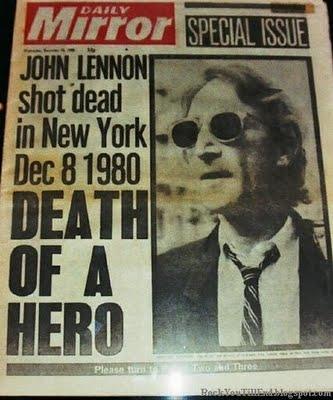 John Lennon Murder