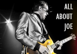 All About Joe Bonamassa