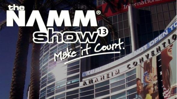 NAMM 2013 - Anaheim California