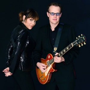 Beth Hart and Joe Bonamassa - Photo © Jeff Katz