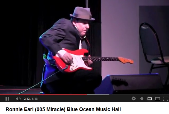 Ronnie Earl - Blue Ocean Music Hall
