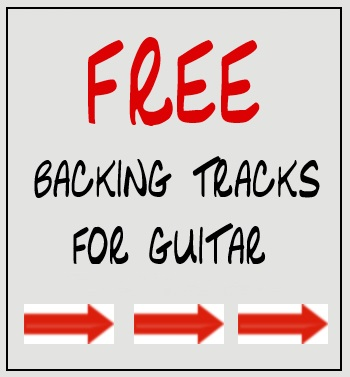 free guitar backing tracks